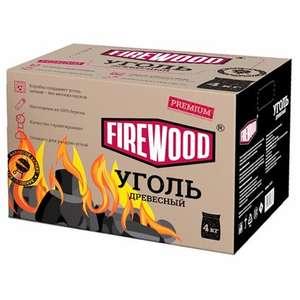 [OBI] Уголь Firewood Premium (4 кг)