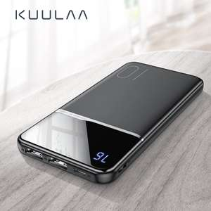 KUULAA Power Bank на 10000mAh за $8.40 из РФ