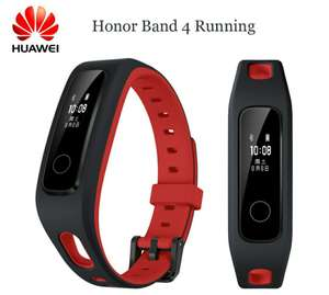 Honor band 4 running version