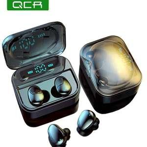 Наушники QCR TWS Bluetooth 5.0 за 13.36$