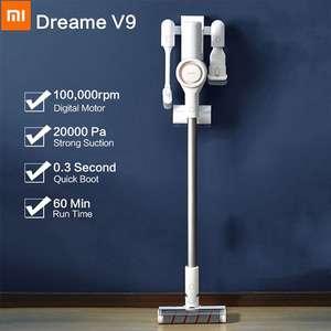 Xiaomi Dreame V9, беспроводной пылесос