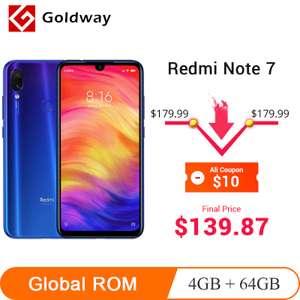 Xiaomi Redmi Note 7 4/64 Гб (660 Snapdragon)