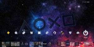 Уникальная тема Sony PS4 [Инструкция в описании]