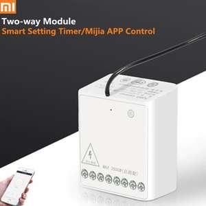 Zigbee реле с контролем энергопотребления Xiaomi Aqara Wireless Relay LLKZMK11LM. Цена 17.59$