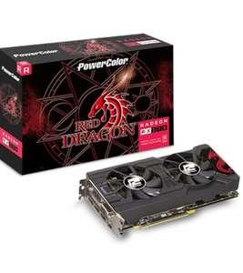 Видеокарта PowerColor AXRX 570 8GBD5-3DHD/OC