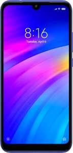 Смартфон Xiaomi Redmi 7 3/32GB, синий
