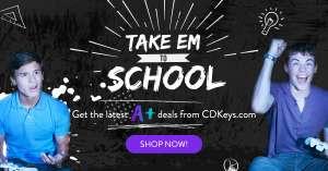 Распродажа игр на CDKeys [Xbox ONE]