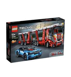 Конструктор LEGO Technic 42098 Autotransporter