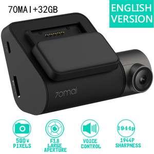 Авторегистратор Xiaomi 70mai Dash Cam Pro