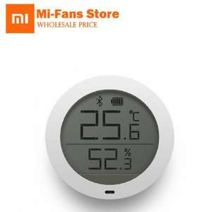 Xiaomi MIJIA гигрометр\термометр за $9.99