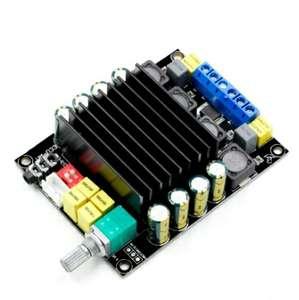 Усилитель мощности для самодельной аудио системы 2х100W за $8