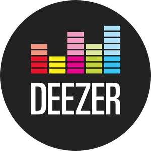3 месяца подписки на Deezer БЕСПЛАТНО