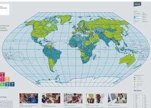 5 экземпляров карты мира от правительства Германии бесплатно