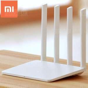 2 роутера Xiaomi Mi WiFi Router 3 (128 Мб) за 40.9$