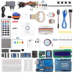 Набор для обучения программированию Arduino Robots ($25)