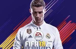 В М.Видео игра FIFA 18 на все игровые платформы
