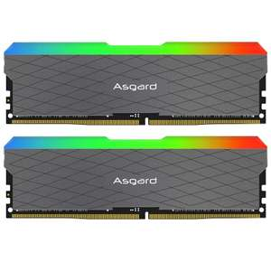 Оперативная память Asgard Loki w2 8 ГБ (2 DDR4 3200Mhz)