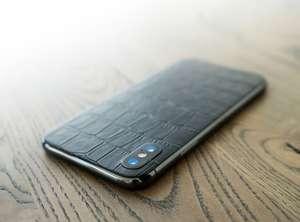 Скидка 50% на чехлы из кожи  Glueskin для телефонов