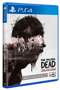The Walking Dead: The Telltale Definitive Series для PS4 за 2590 в Onlinetrade