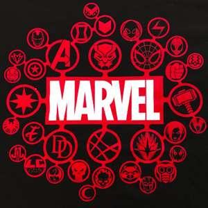 Комиксы Marvel бесплатно (~100шт)