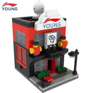 Конструктор -игрушечный домкик за 7.99$