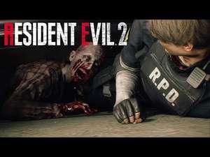 Resident evil 2 (Xbox one) покупаем с Аргентины