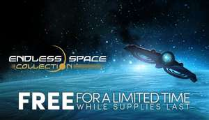 [STEAM] Endless Space Collection бесплатно