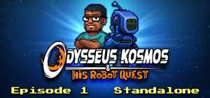 Бесплатная игра Odysseus Kosmos and his Robot Quest: Episode 1