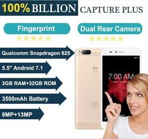 Billion Capture Plus, 3gb 32gb.