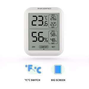 Термометр-гигрометр ITH 20 за 6,99$ и Термометр-гигрометр с внешним датчиком ITH 20R за 14,93$