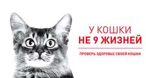 Получите купон на бесплатный первичный осмотр в ветеринарной клинике