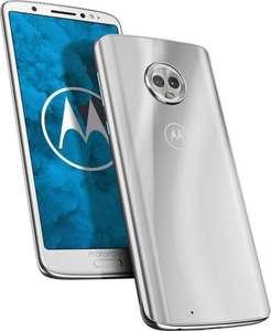 Для любителей смартфона с необычным дизайном. Lenovo Moto G6 Google Android