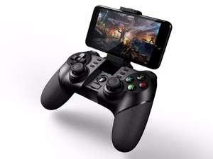 Bluetooth геймпад iPega 9076 с держателем для смартфона за $14.9