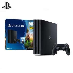 Игровая приставка Playstation 4 PRO 1TB + ваучер fortnite