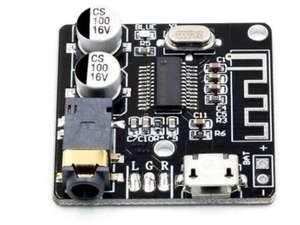 Модуль аудиоресивера WAVGAT Bluetooth для DIY ($1.29)