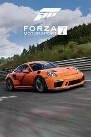 Бесплатное дополнение к Forza Motorsport 7: Porsche и не только