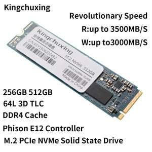 Kingchuxing NVMe SSD M2 512 Gb