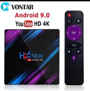 H96 Max 4/32 Android 9 4K TV Box