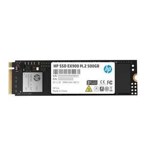 SSD диск HP EX900 Series 500Gb