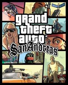 PC GTA San Andreas бесплатно
