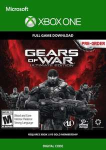 [Xbox One] Gears of War Ultimate Edition