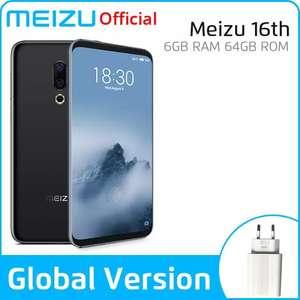 Meizu 16th 6GB 64GB глобальная версия