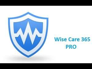 Wise Care 365 PRO – бесплатная лицензия