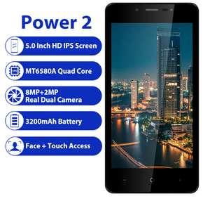LEAGOO Power 2 2/16Гб 3200Mah