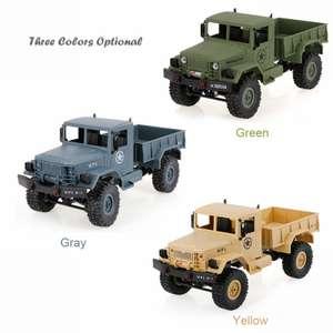 Подборка на Р/У модели и KIT наборы грузовиков и внедорожников