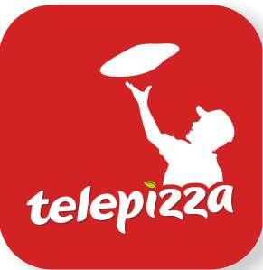 [СПБ] Скидка 50% на первый заказ в ТелеПицце TelePizza