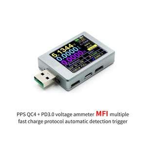 WITRN-X-MFI один из лучших USB-тестеров за 46.87$