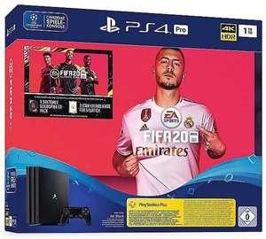 Sony PlayStation 4Pro + FIFA 20