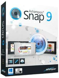 Ashampoo® Snap 9 бесплатно полная версия
