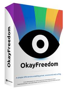 OkayFreedom VPN Premium – на 1 год бесплатно (безлимитный трафик)